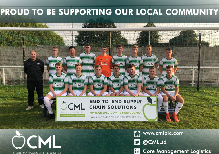 Thank you for supporting Lutterworth Athletic FC